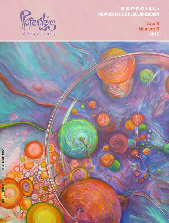 Plurentes. Artes y Letras. Año 5. Número 6