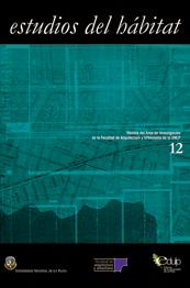 Estudios del Hàbitat nùmero 12